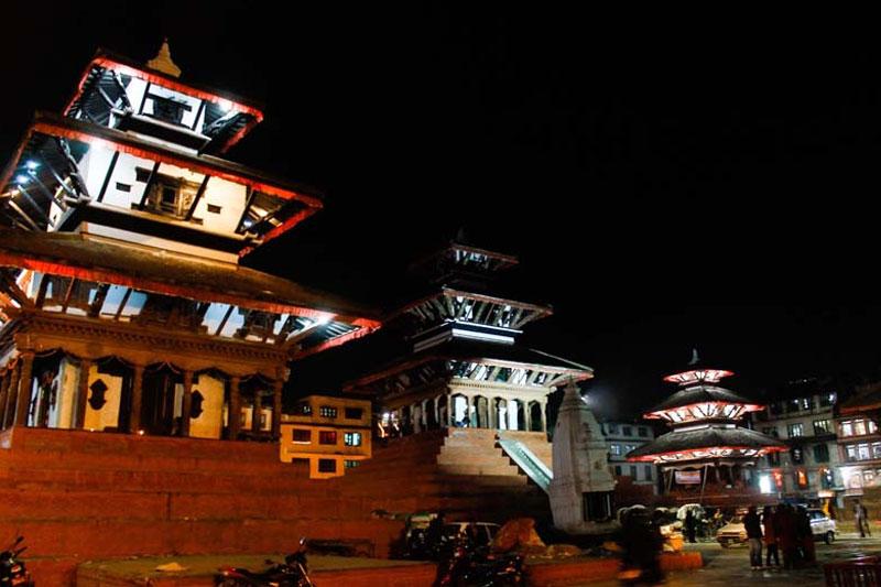 Kathmandu Durbar Square
