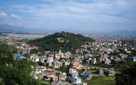 Kathmandu Valley: The 3 Cities