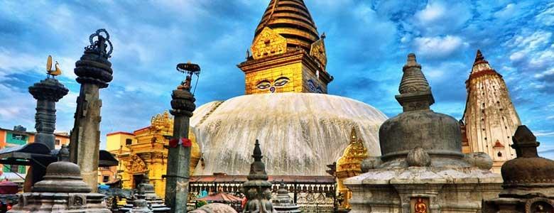 The Buddhist Attractions: Kathmandu and Lumbini
