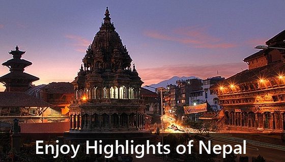 Highlights of India Nepal